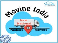 logo of New National Packers and Movers